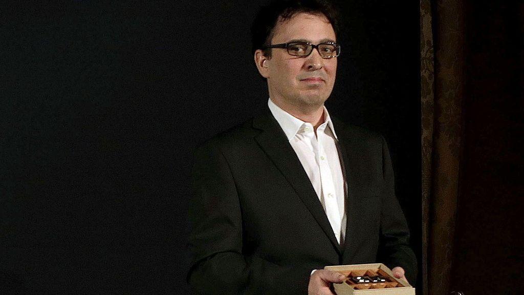 José C. Vales, 71 Premio Nadal con la novela 'Cabaret Biarritz'