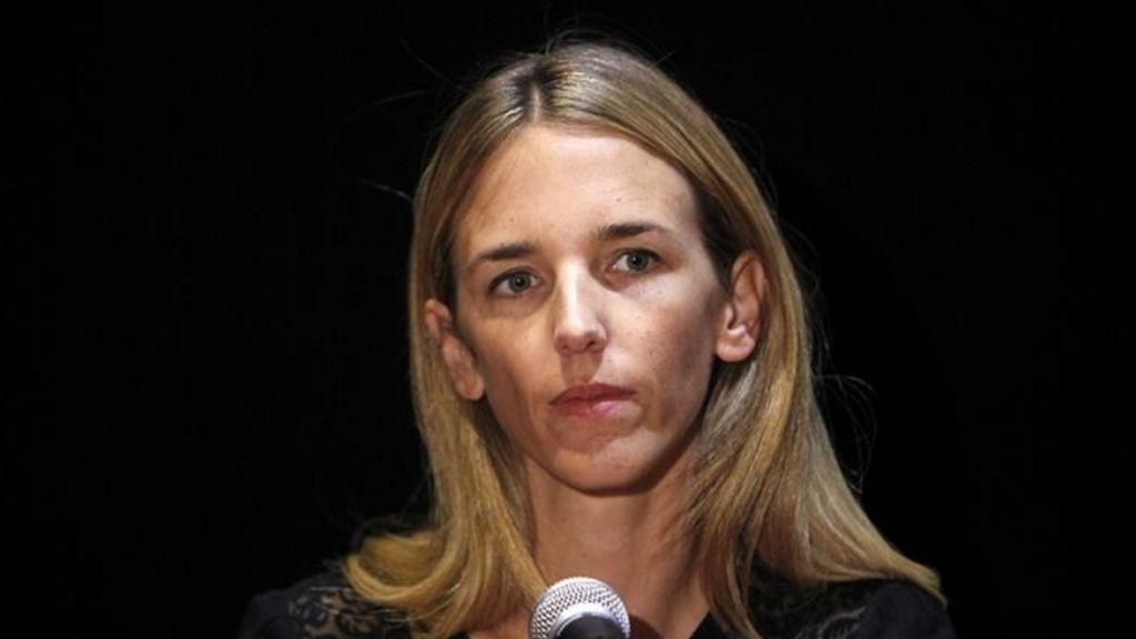 Cayetana Álvarez de Toledo, diputada del PP