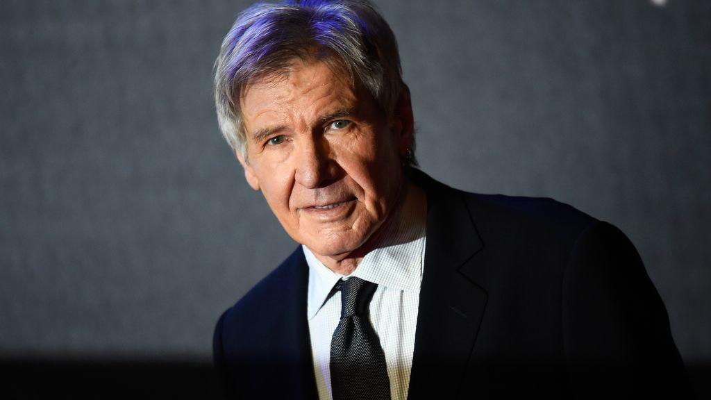 Harrison Ford, acusado de un delito de agresión a su mujer que no cometió