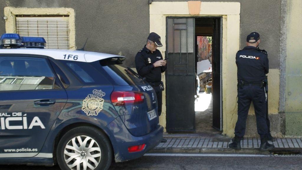 Fallece un varón tras caerle un muro de una vivienda en Algeciras (Cádiz)