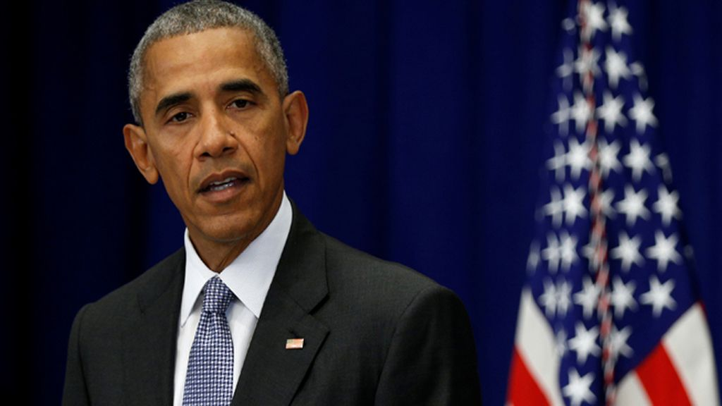 Obama dice que EEUU no cederá ante el terrorismo y promete seguir combatiéndolo