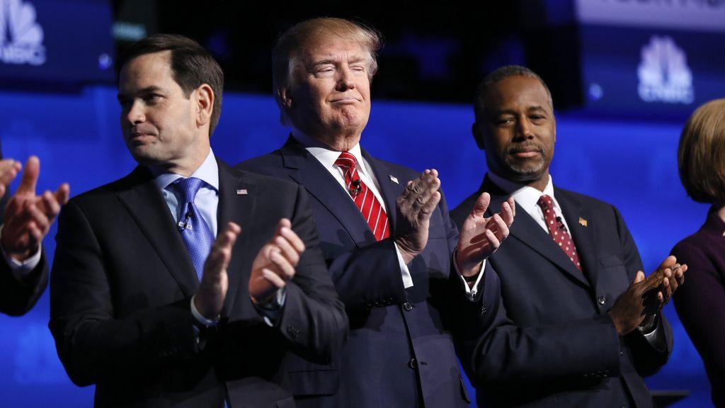 Trump pierde protagonismo en un nuevo debate republicano a la Casa Blanca