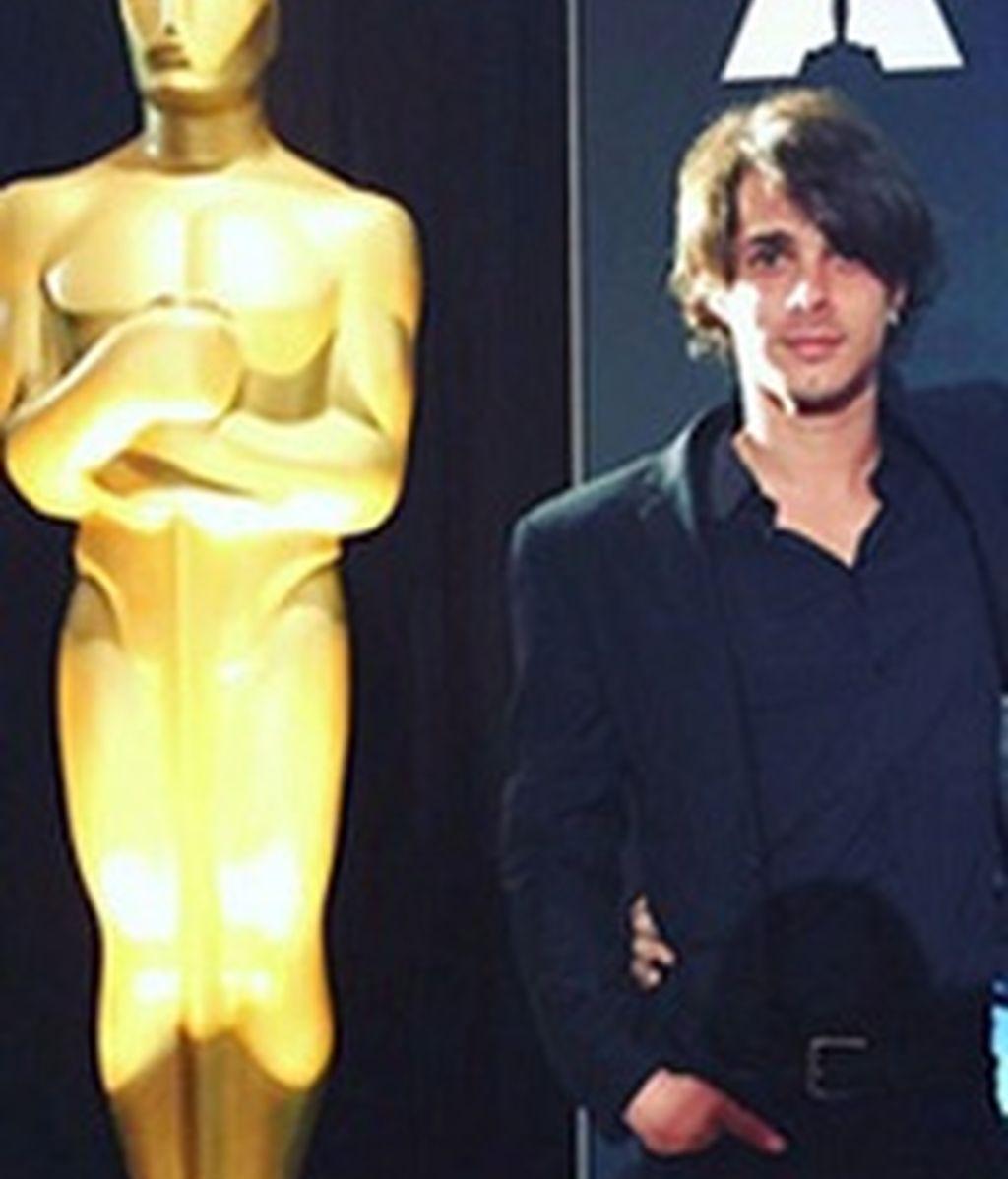 Javier Recio Oscars