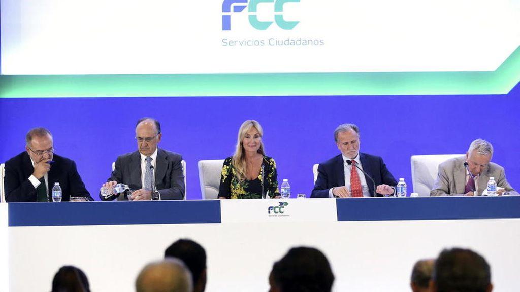 Junta de accionistas de FCC