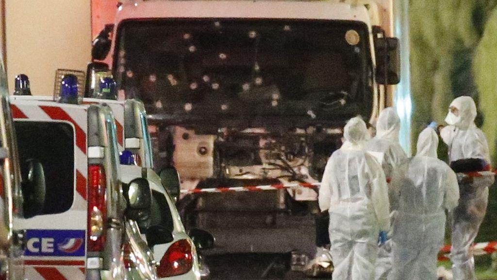 El hombre que atropelló a la multitud en Niza: Francés de origen tunecino