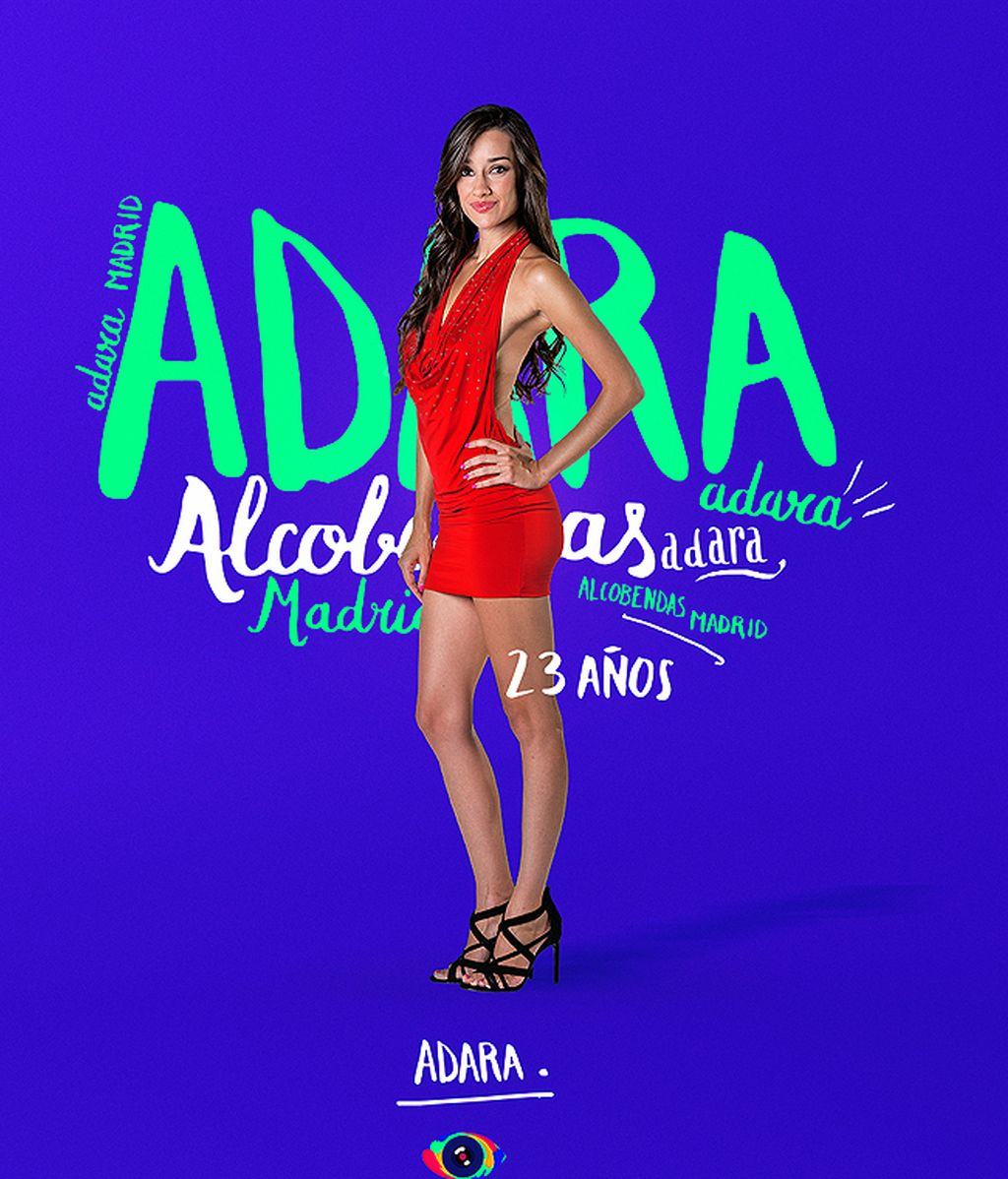 Adara, 23 años (Alcobendas)