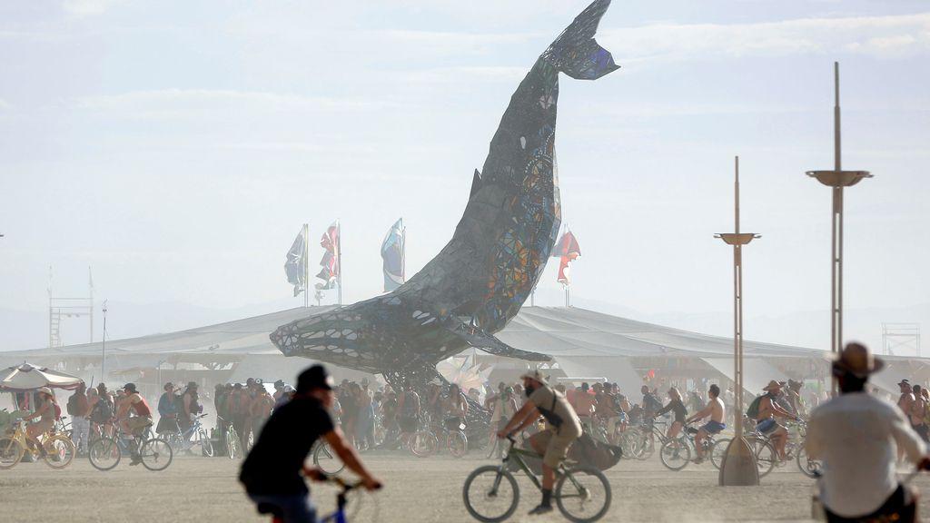 La ballena que controla todo