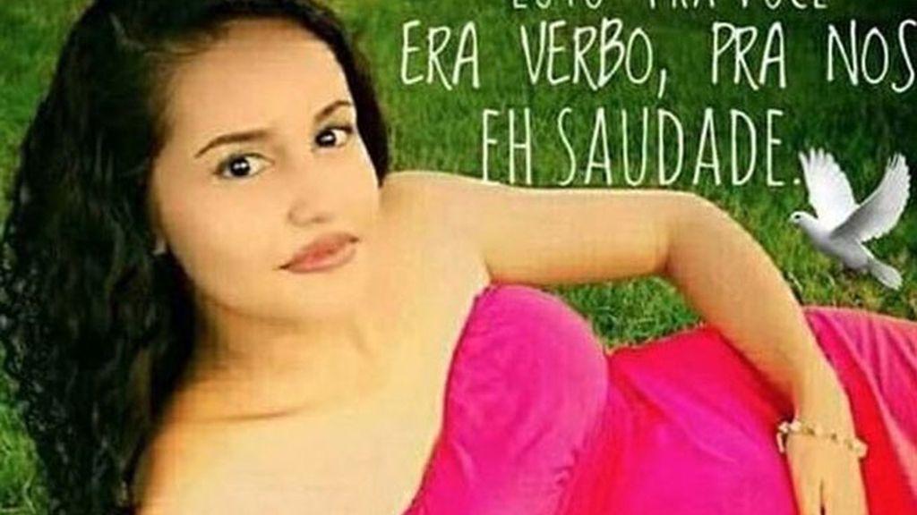 joven brasileña asesinada, embarazada brasileña