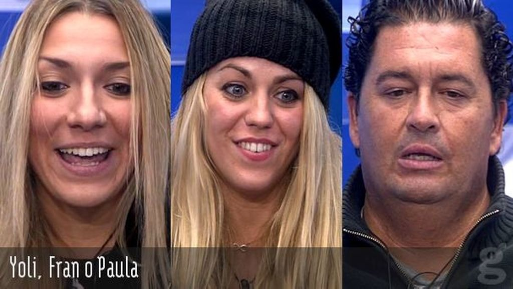 Yoli, Fran o Paula
