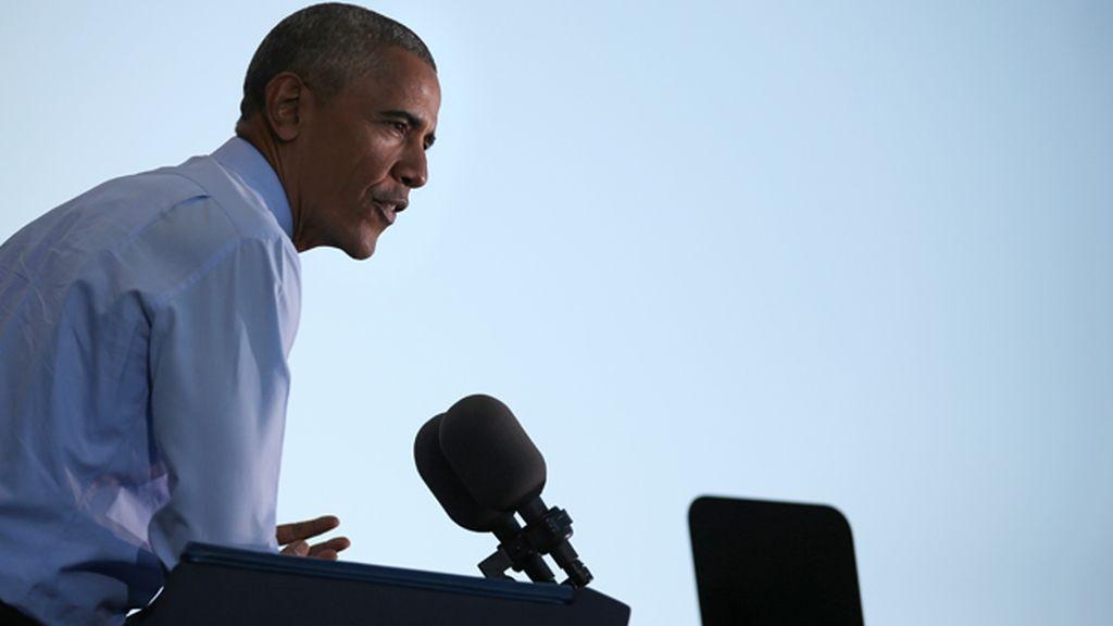 """Obama asegura que un 7-Eleven no contrataría a Trump por """"las cosas"""" que dice"""