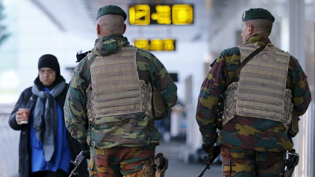 Bélgica en alerta máxima