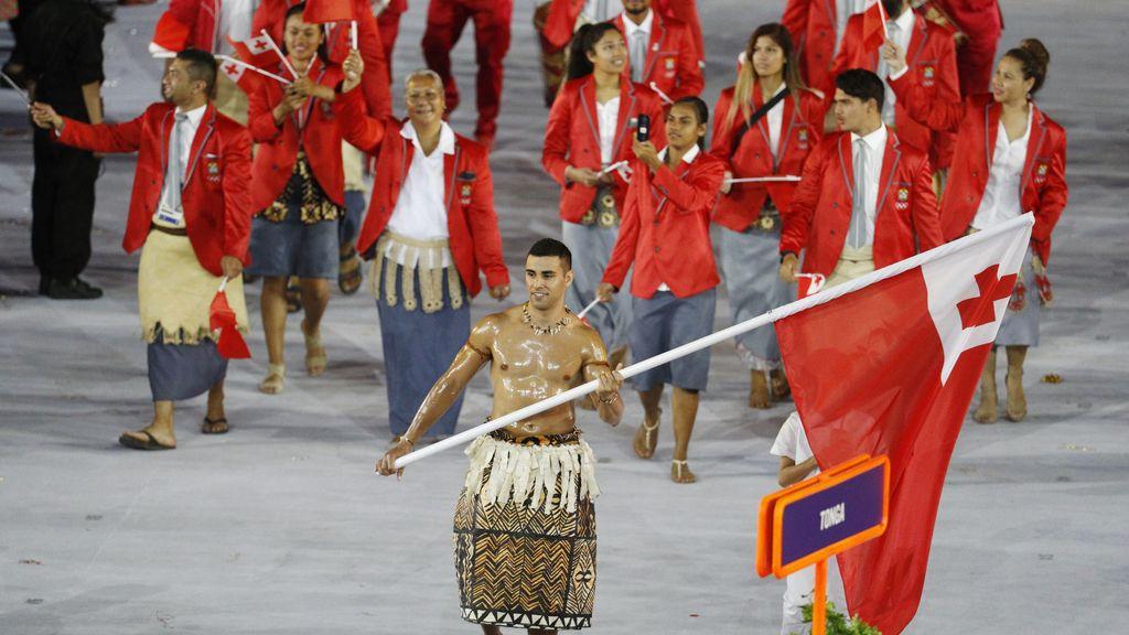Abanderado Tonga