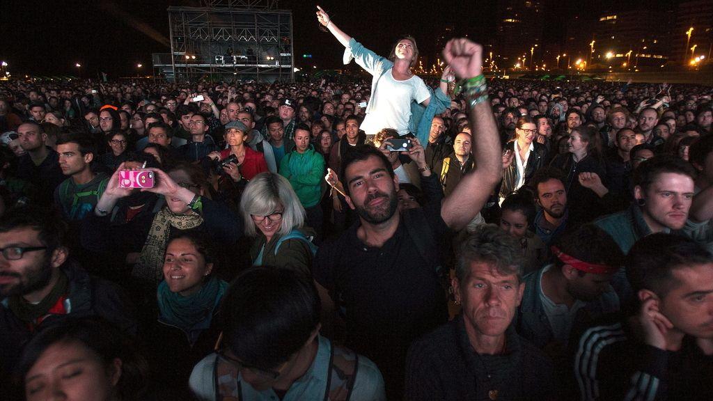 The National se impone en la segunda jornada del festival 'Primavera Sound'