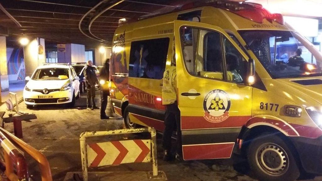 Herido muy grave un joven de 25 años por arma de fuego en Madrid