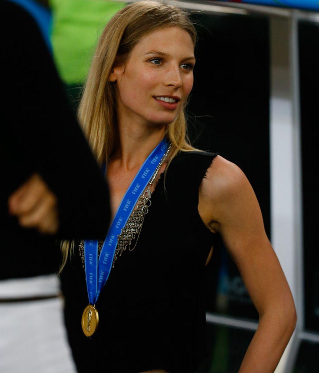 Sarah Brandner, una cara conocida en Alemania es la novia de Bastian Schweinsteiger