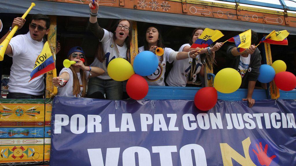 Las FARC y Gobierno colombiano