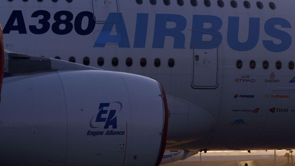 Se estrella un avión en la Península del Sinaí