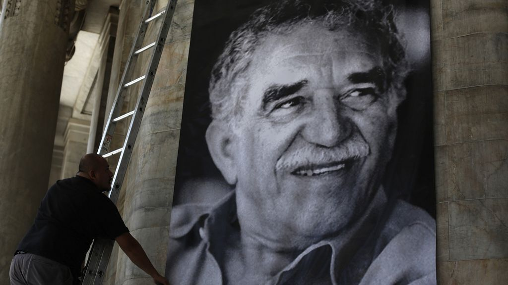 México despide a García Márquez