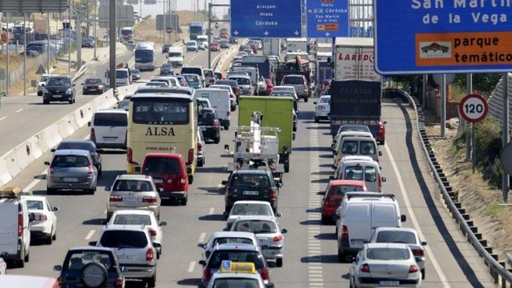 Carreteras, tráfico
