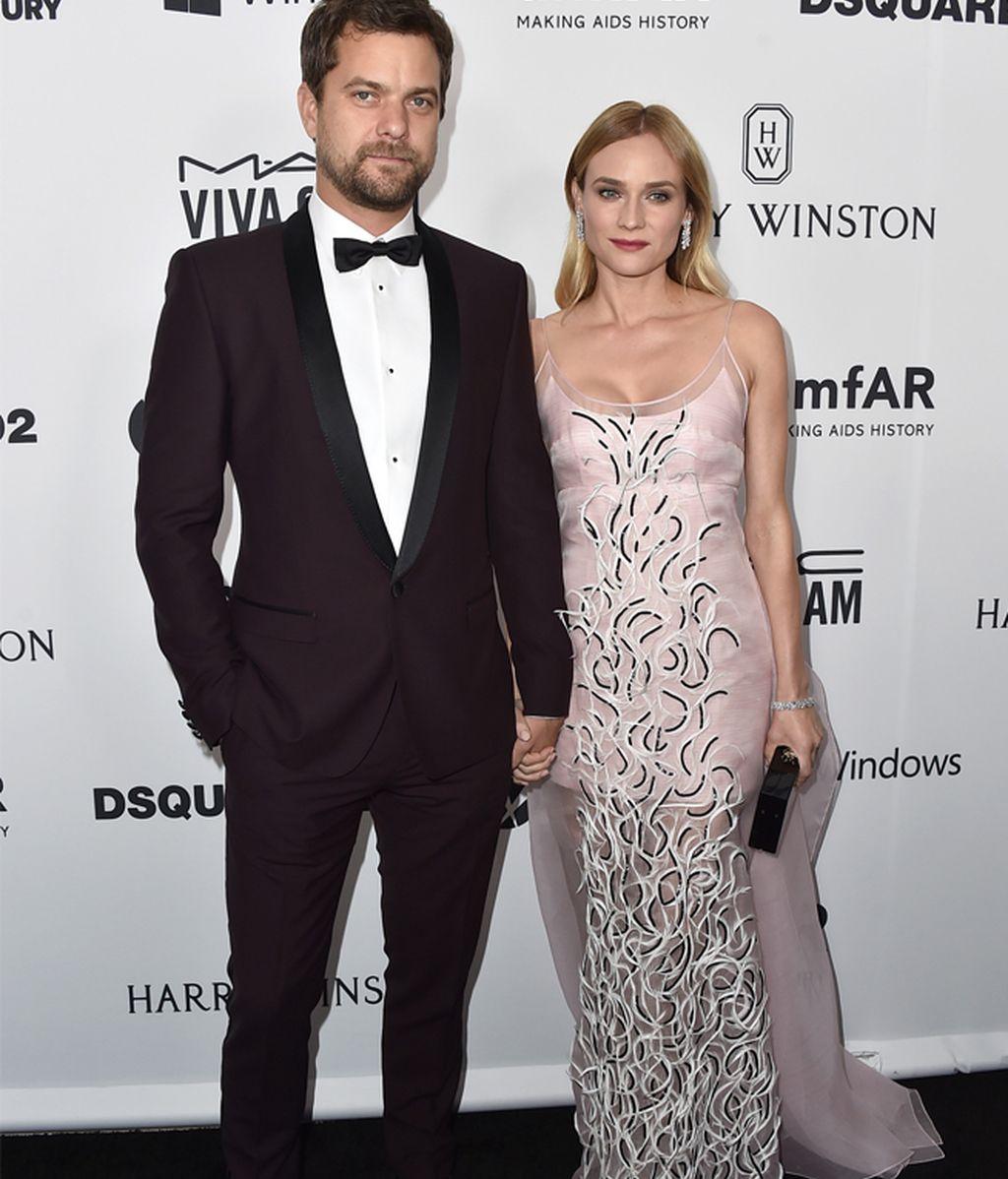 Joshua Jackson y Diane Kruger