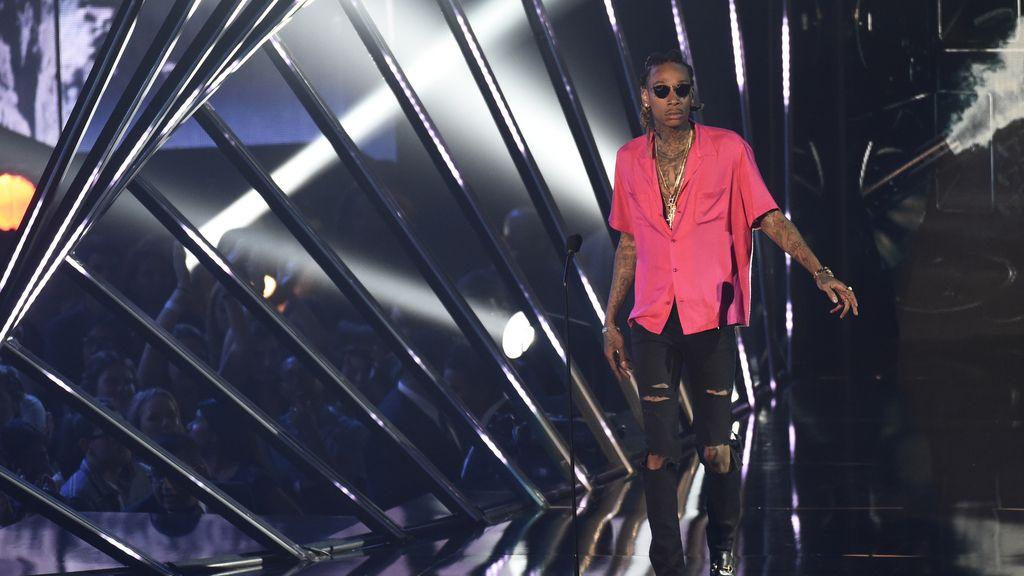 Wiz Khalifa en los IHearRadio Music Awards