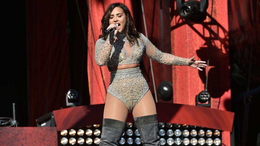 """Demi Lovato anuncia un parón en su carrera tras declarar que no está """"hecha para los medios"""""""