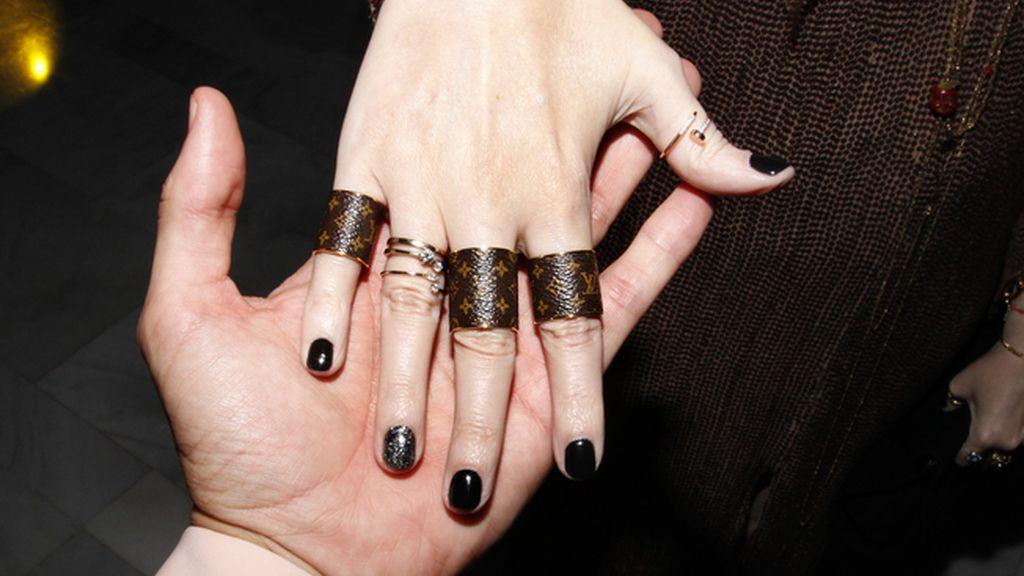 Fascinados con estos anillos de Louis Vuitton de Jana Glamurama