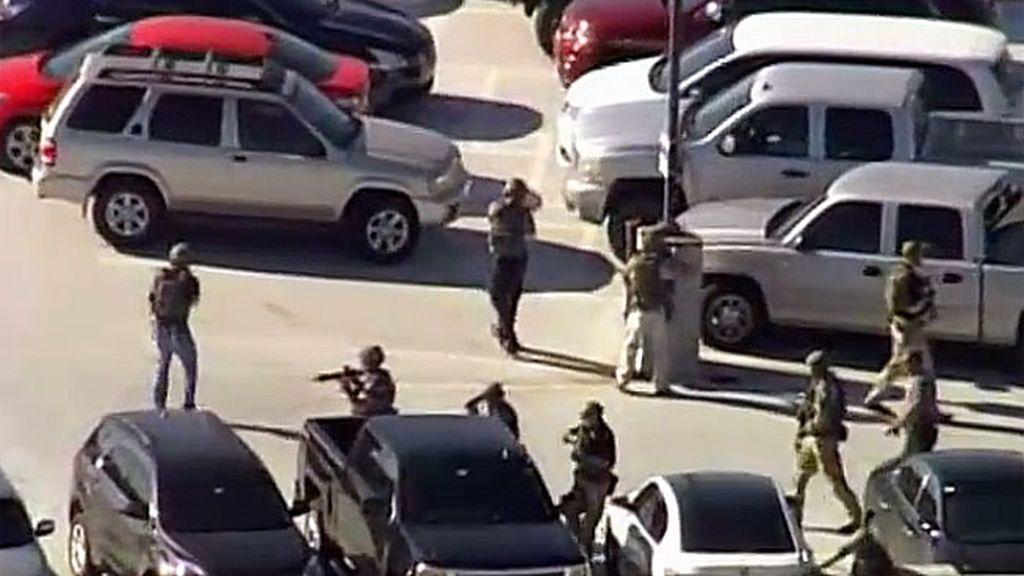 tiroteo Oklahoma,tiroteo aeropuerto Oklahoma,