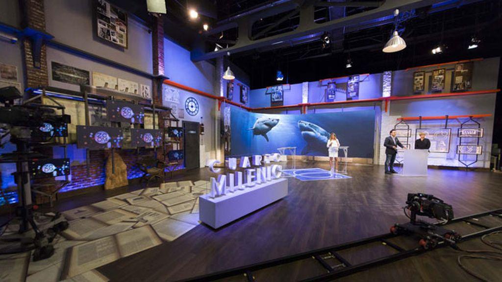 Iker desvela las novedades de 'Cuarto milenio': nueva sección 'zoom', drones…
