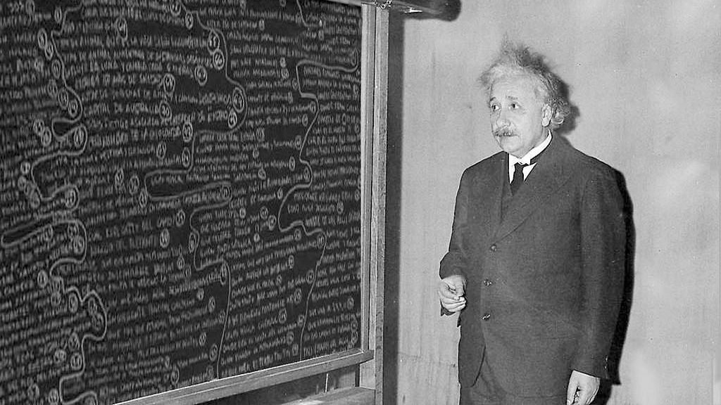 Einstein en GH