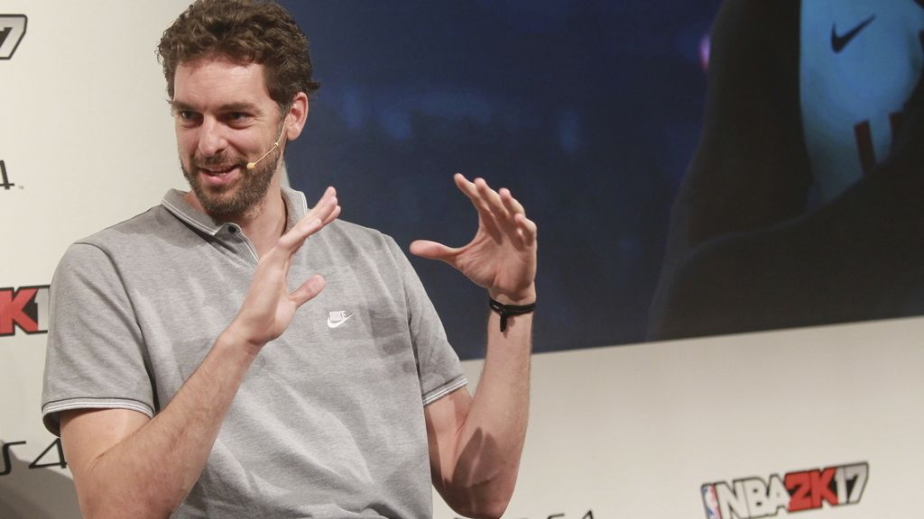 "Pau Gasol: ""Me hubiera gustado ser como Magic Johnson o LeBron James"""