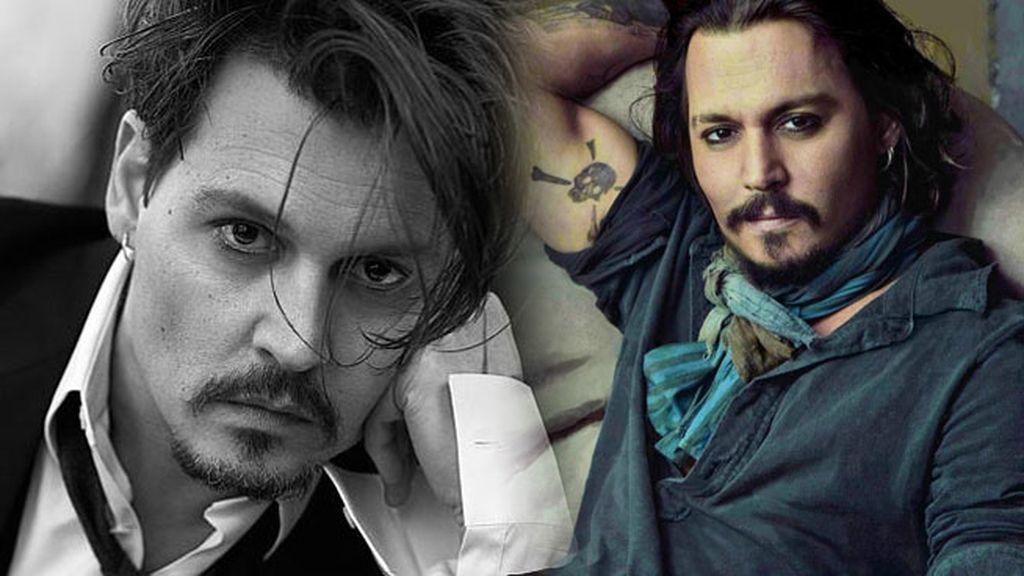 1. Johnny Depp: 2,8 dólares por cada dólar que percibe