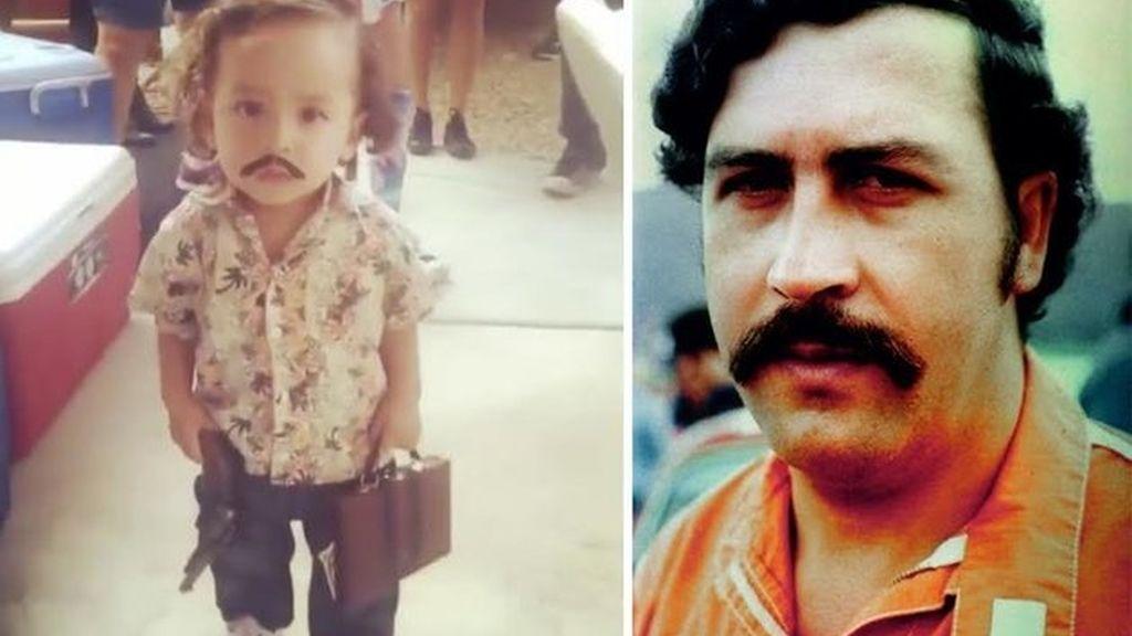 Pablo Escobar - 'Narcos'