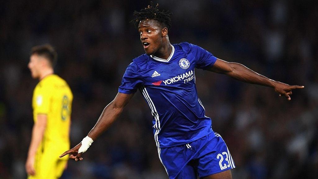 Chelsea, Batshuayi, FIFA 17