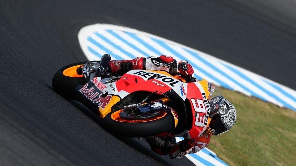 MotoGP, Marc Marquez, Australia