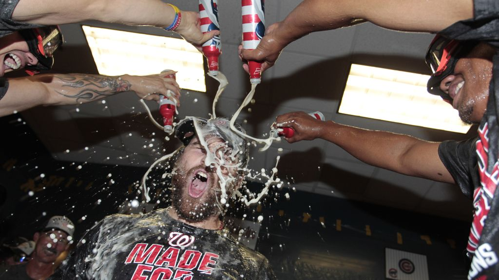 Cerveza, fiesta y... un campeonato de liga