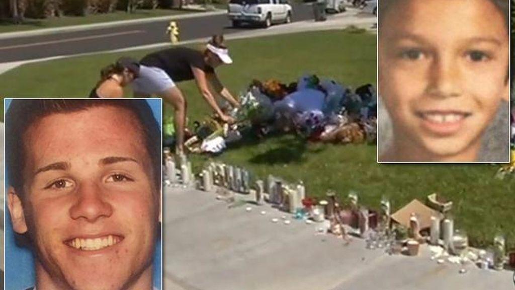 William Shultz, detenido por matar a un niño de nueve años en EEUU