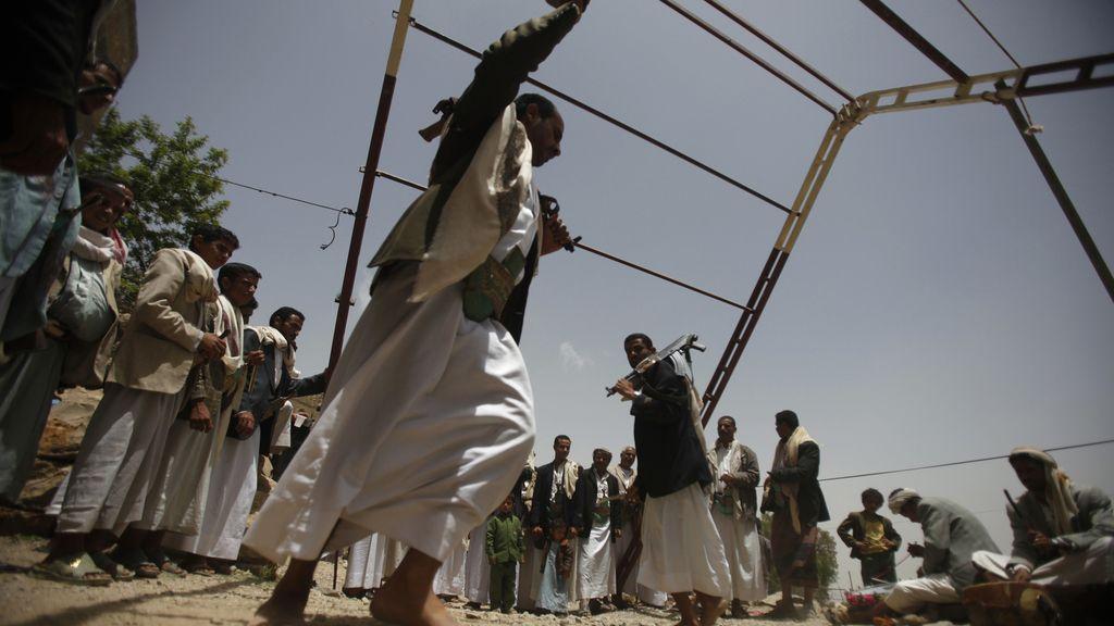 Boda en Yemen