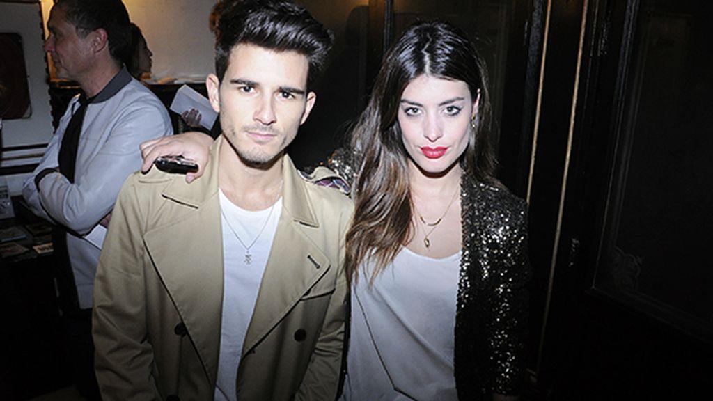 Sergi Pedrero y Aida Domenech