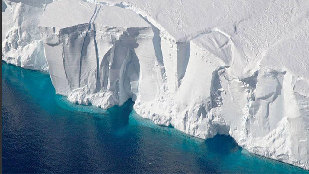 Glaciar Pine Island, glaciares, Antártica