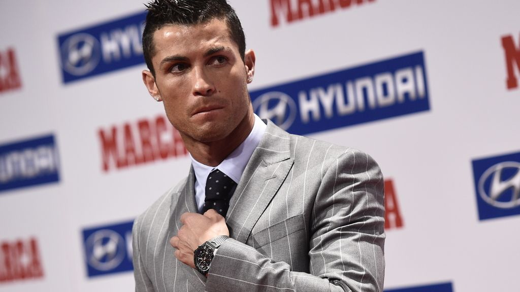 Cristiano Ronaldo,Real Madrid,Hollywood