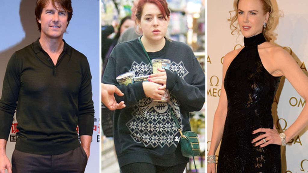La hija de Tom Cruise y Nicole Kidman, se casa sin sus padres