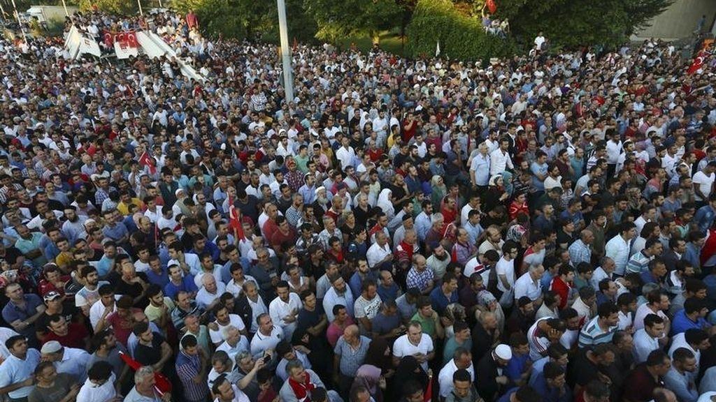 Intento de golpe militar en Turquía