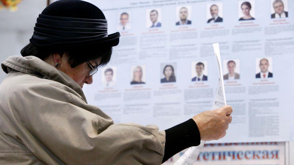 Elecciones parlamentarias Rusia 2016