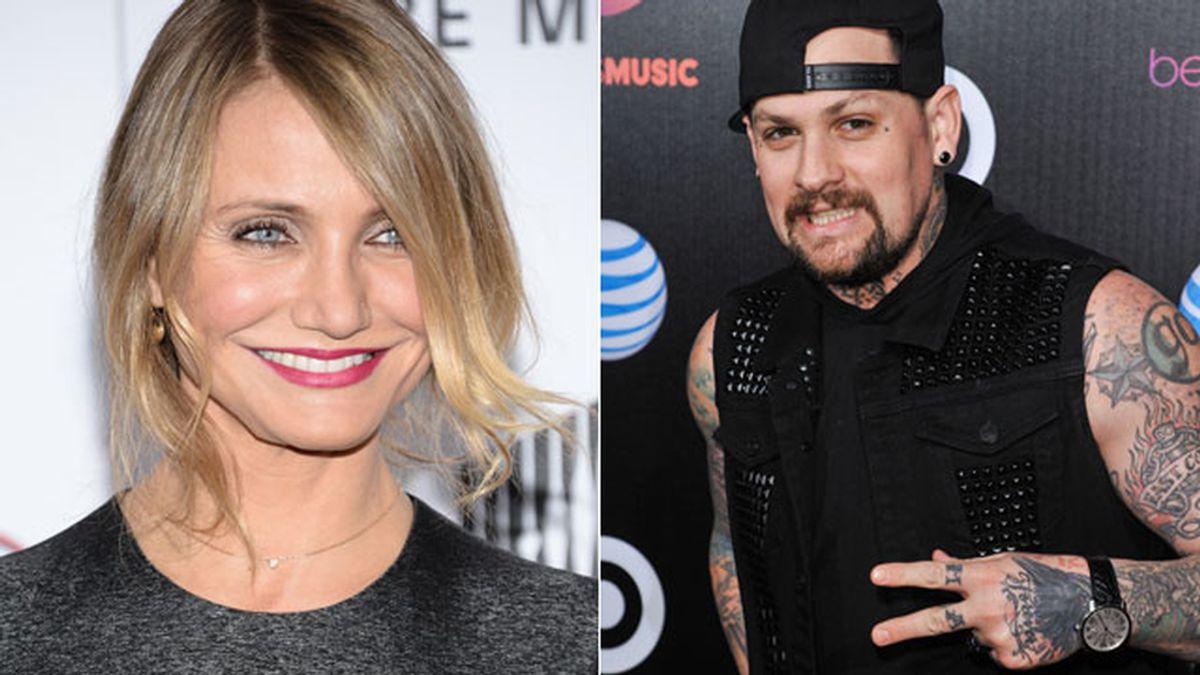 Cameron Díaz se casa por sorpresa con el rockero Benjii Madden