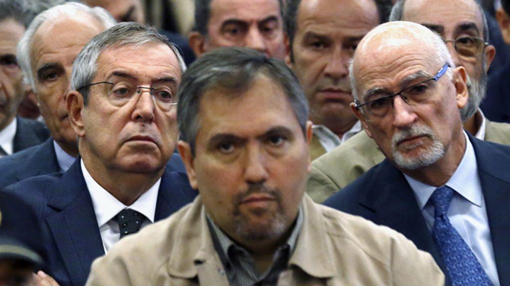 Antonio Romero, del PSM, declara en el juicio por las tarjetas 'black'