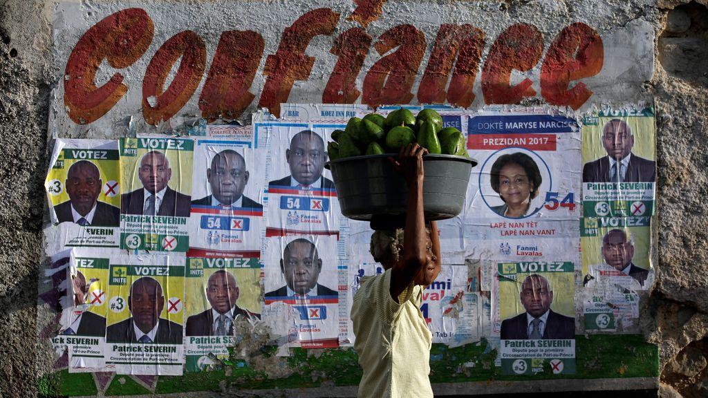 Las elecciones en Haití no interesan a todos