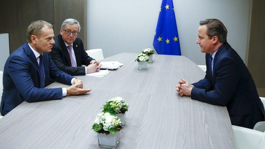 Reino Unido y su permanencia en la Unión centran el debate en Bruselas