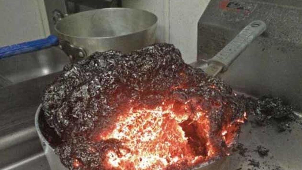 Carbón para comer