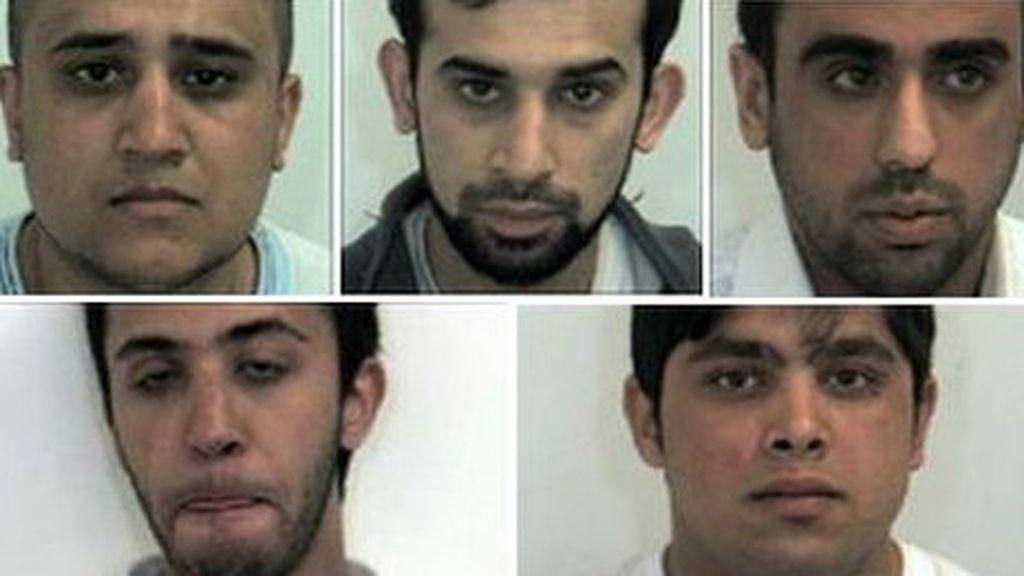 Cinco condenados por abusos sexuales en 2010 en Rotherham